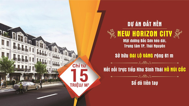 bất động sản Thái Nguyên: Sức hút của phân khúc đất nền - Ảnh 2.