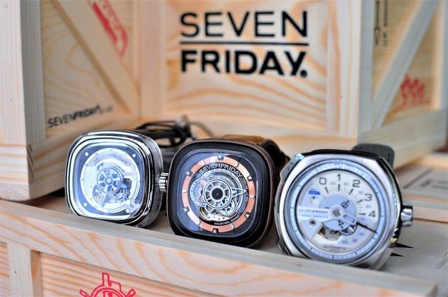 Giải mã hiện tượng SevenFriday – Cơn sốt trong ngành thời trang đồng hồ - Ảnh 1.