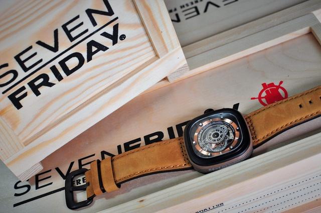 Giải mã hiện tượng SevenFriday – Cơn sốt trong ngành thời trang đồng hồ - Ảnh 3.