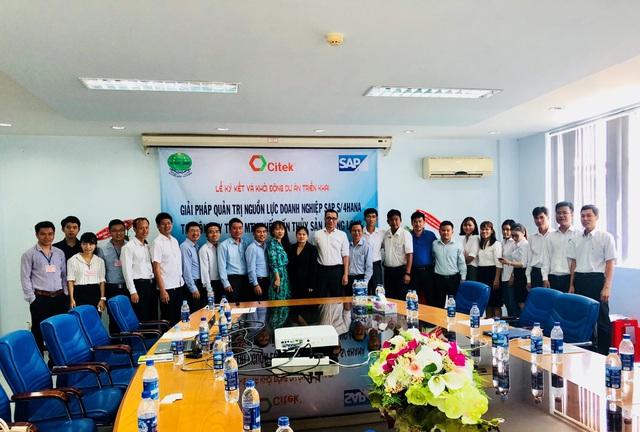 Thủy sản Hoàng Long ứng dụng giải pháp quản trị tổng thể nguồn lực doanh nghiệp SAP S/4HANA do CITEK tư vấn và triển khai - Ảnh 3.