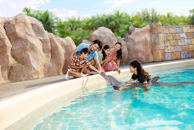 Singapora - đảo quốc thiên đường cho gia đình du lịch hè - Ảnh 2.