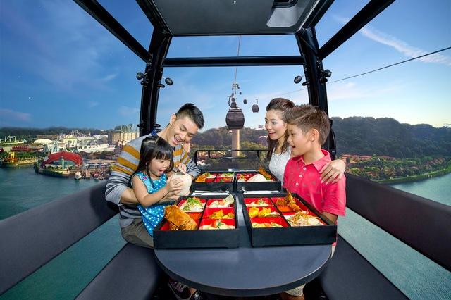 Singapora - đảo quốc thiên đường cho gia đình du lịch hè - Ảnh 4.