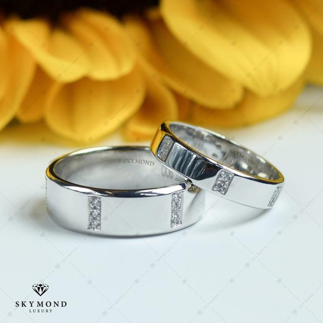 Xu hướng nhẫn cưới được ưa chuộng trongmùa cưới 2017-2018 - Ảnh 1.