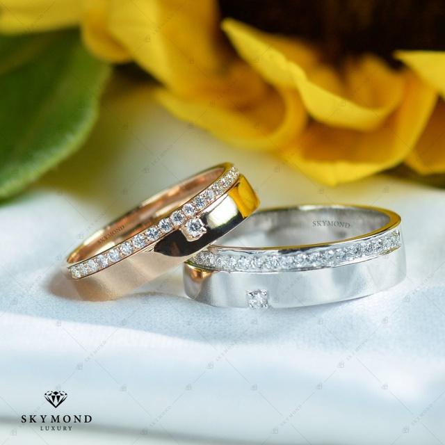 Xu hướng nhẫn cưới được ưa chuộng trongmùa cưới 2017-2018 - Ảnh 2.