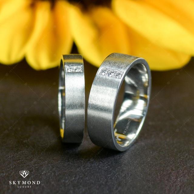 Xu hướng nhẫn cưới được ưa chuộng trongmùa cưới 2017-2018 - Ảnh 3.