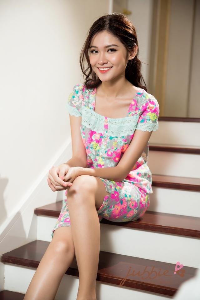 """Thời trang mặc nhà Jubbie sale """"kịch sàn"""" đến 50% đối với BST Xuân Hè 2017 - Ảnh 6."""