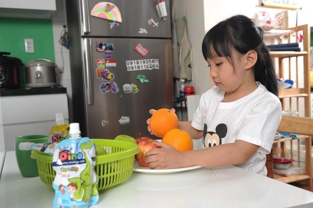 4 bí quyết giúp trẻ có thói quen ăn uống lành mạnh - Ảnh 1.