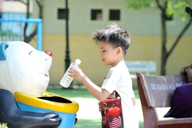 Các cách dạy trẻ về ý thức bảo vệ môi trường - Ảnh 1.