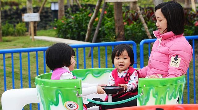 Phát sốt với hai công viên giải trí lớn nhất Đông Nam Á tại Hạ Long - Ảnh 4.