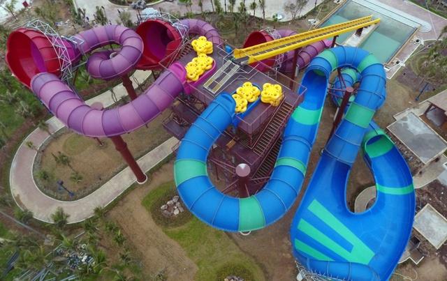 Phát sốt với hai công viên giải trí lớn nhất Đông Nam Á tại Hạ Long - Ảnh 6.