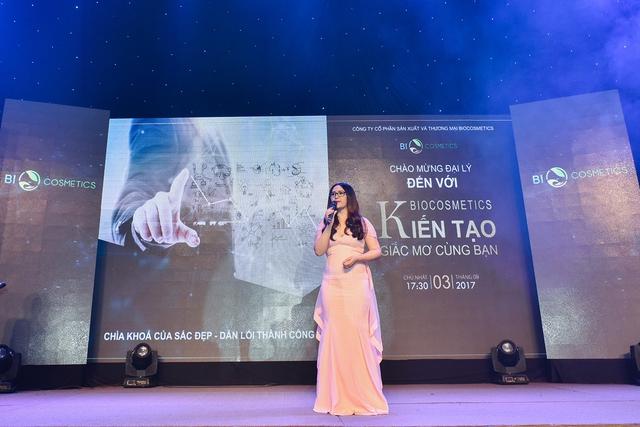 Biocosmetics tổ chức sự kiện lớn tại Tp Hồ Chí Minh - Ảnh 2.