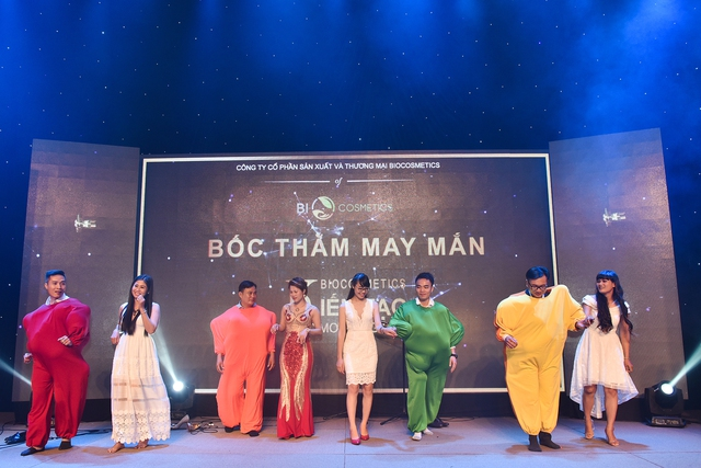 Biocosmetics tổ chức sự kiện lớn tại Tp Hồ Chí Minh - Ảnh 4.