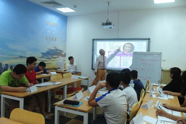 Trang bị kỹ năng sống cho trẻ qua các giờ học tiếng Anh - Ảnh 2.