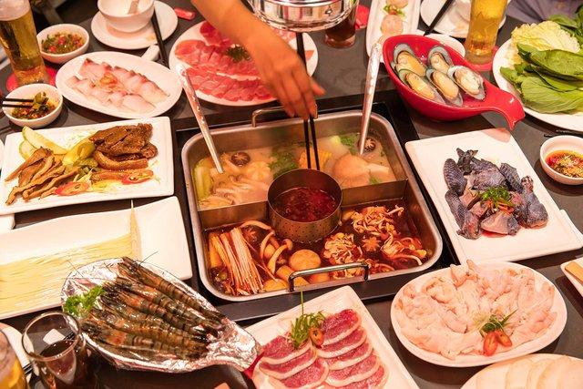 """Hutong - hotpot paradise có gì hấp dẫn mà """"foodie Saigon lại check-in lũ lượt? - Ảnh 2."""