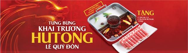 """Hutong - hotpot paradise có gì hấp dẫn mà """"foodie Saigon lại check-in lũ lượt? - Ảnh 5."""