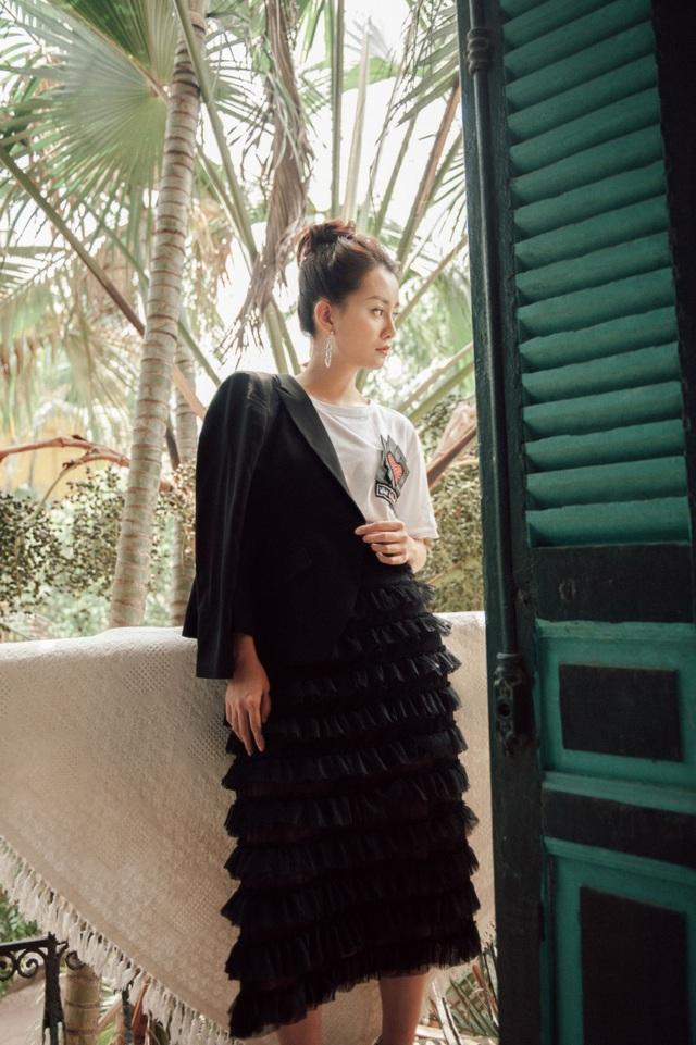 """Khám phá gout thời trang cá tính của""""mỹ nhân"""" Ban Thể thao - Đài Truyền hình Việt Nam - Ảnh 2."""