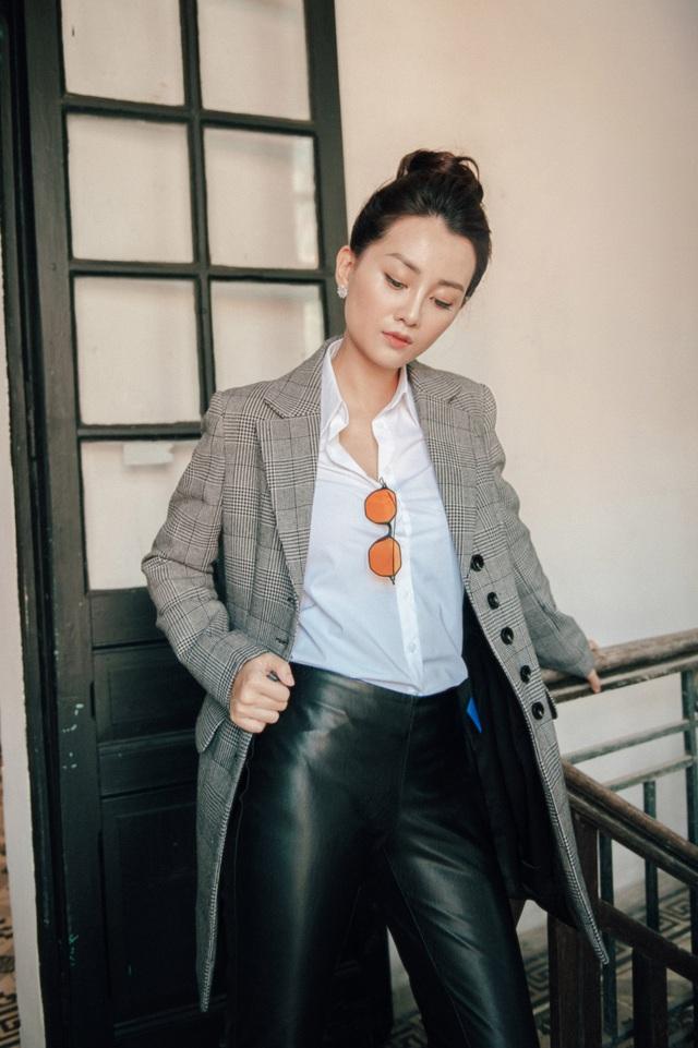"""Khám phá gout thời trang cá tính của""""mỹ nhân"""" Ban Thể thao - Đài Truyền hình Việt Nam - Ảnh 7."""