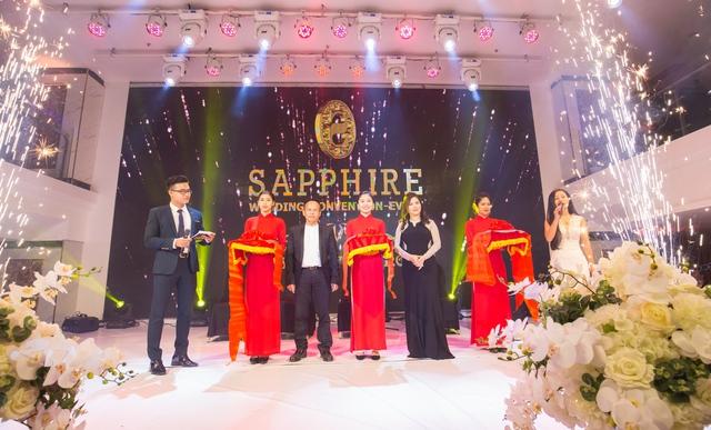 Hà Nội lại có thêm một Trung tâm tiệc cưới với diện tích khủng, sức chứa hơn 1.800 khách - Ảnh 1.