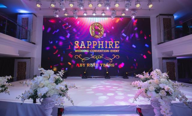 Hà Nội lại có thêm một Trung tâm tiệc cưới với diện tích khủng, sức chứa hơn 1.800 khách - Ảnh 8.