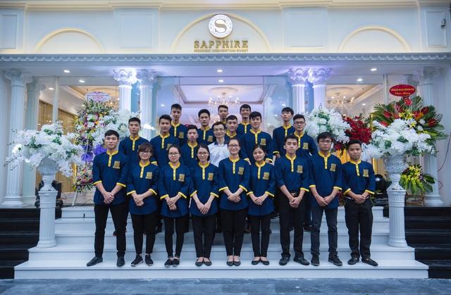 Hà Nội lại có thêm một Trung tâm tiệc cưới với diện tích khủng, sức chứa hơn 1.800 khách - Ảnh 10.