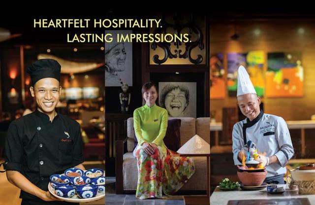 Mùa giải thưởng liên tiếp tại Sunrise Premium Resort & Spa Hội An - Ảnh 4.