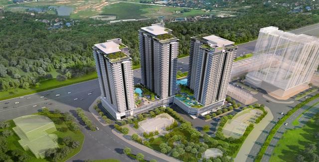 The ZEN Residence chú trọng phát triển cộng đồng và không gian sống xanh.