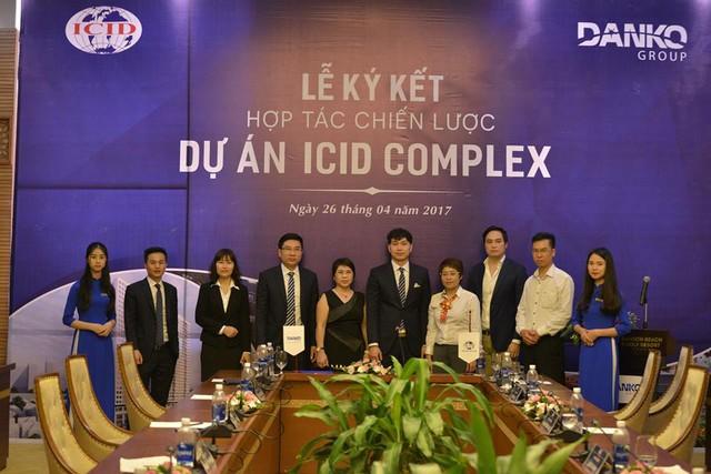 Danko Group là đơn vị phân phối chính thức dự án ICID Complex Lê Trọng Tấn.