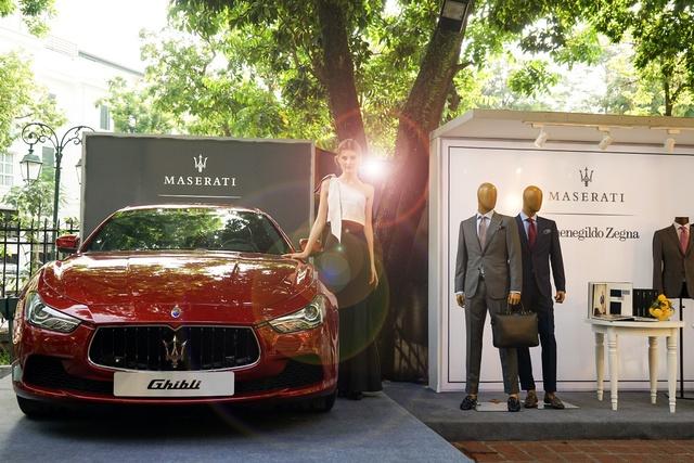 Những mẫu xe Maserati dành cho người sang trọng, khí chất.