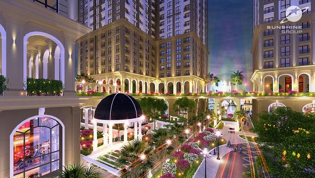 Dự án cao cấp Sunshine Riverside là biểu tượng của sự hội tụ, lưu giữ dòng khí thịnh vượng.