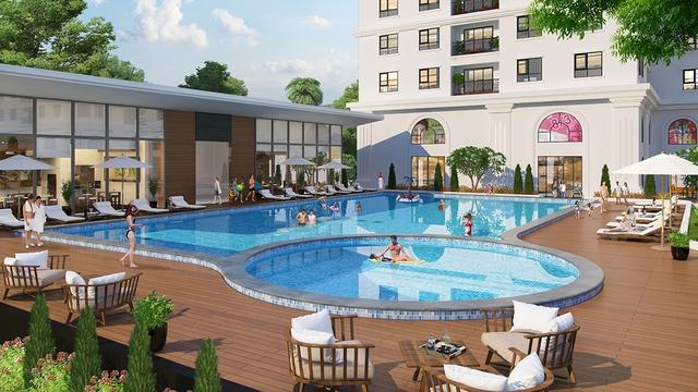 Lựa chọn an cư tại Eco-Lake View, gia đình bạn sẽ có một không gian sống hoàn hảo.