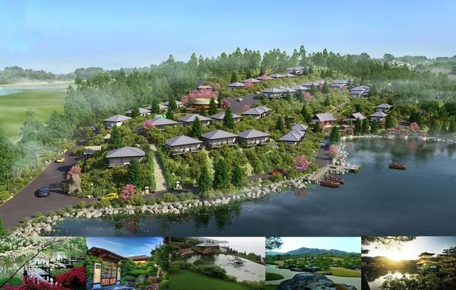 Cảnh thiên nhiên trữ tình, lắng đọng tại Kai Resort.