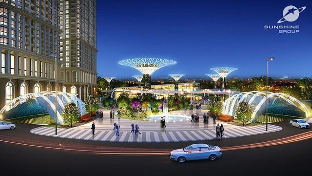 Sự xuất hiện của Sunshine Riverside đã nhanh chóng thu hút thị trường bất động sản.