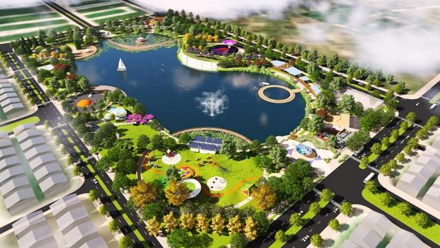 Công viên Thiên văn học là điểm vui chơi lý tưởng cho cư dân Đô Nghĩa.