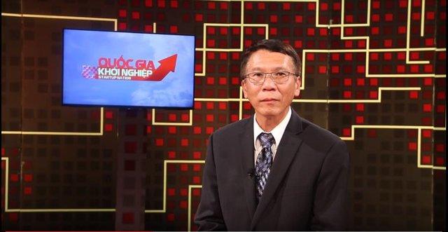 Ông Thuận Phạm sẽ góp mặt trong chương trình Quốc gia Khởi nghiệp trên VTV1.