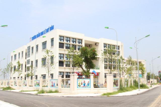 Trường mẫu giáo Lê Quý Đôn chỉ cách 5 phút đi bộ từ phố chợ Đô Nghĩa