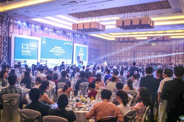 Lễ mở bán dự án Elysia Complex City GĐ I tại Đà Nẵng ngày 11/03/2017.