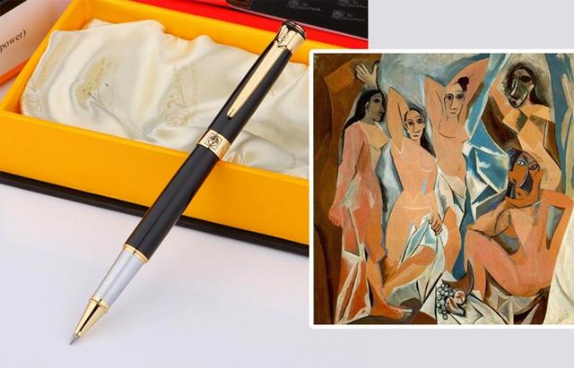 Bút ký Picasso 903RB và nguồn cảm hứng từ những tác phẩm nghệ thuật Châu Phi của Picasso.