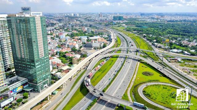 Tuyến Metro Bến Thành – Suối Tiên hoàn thành sẽ tạo cú hích cho BĐS khu Đông.