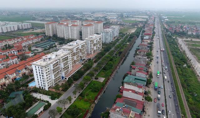 Khu đô thị Đặng Xá - Gia Lâm.