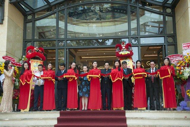 Khai trương Trung tâm Hội nghị 1000 tỷ đầu tiên tại Q.Bình Thạnh - Ảnh 1.