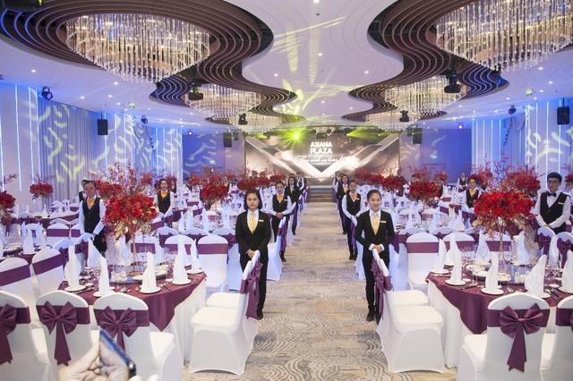 Khai trương Trung tâm Hội nghị 1000 tỷ đầu tiên tại Q.Bình Thạnh - Ảnh 7.