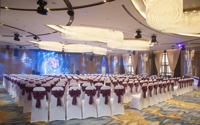 Khai trương Trung tâm Hội nghị 1000 tỷ đầu tiên tại Q.Bình Thạnh - Ảnh 8.