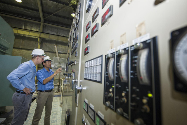 Tiêu chuẩn kĩ thuật, đổi mới công nghệ là yếu tố then chốt trong việc sử dụng năng lượng tiết kiệm, hiệu quả (Ảnh minh họa, Nguồn: GIZ Việt Nam)