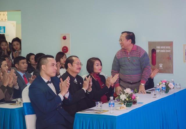 Sự kiện có sự hiện diện của Giáo sư Hà Tôn Vinh - Cố vấn đầu tư đặc khu kinh tế & khu phức hợp Casino Vân Đồn, Quảng Ninh.