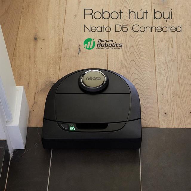 Robot hút bụi, tưởng không hay mà hay không tưởng - Ảnh 3.