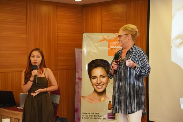 Workshop Juliette Armand tại Tp. HCM: Bật mí cách chăm sóc làn da mụn và nám ngày hè - Ảnh 6.