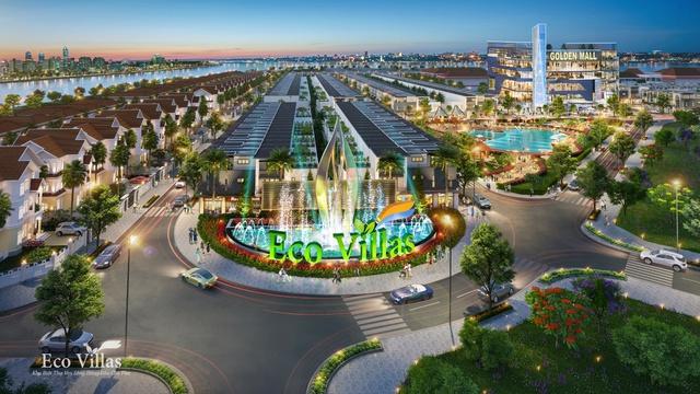 DKRS và Cửu Long ký kết tiếp thị phân phối độc quyền dự án Eco Villas - Ảnh 1.