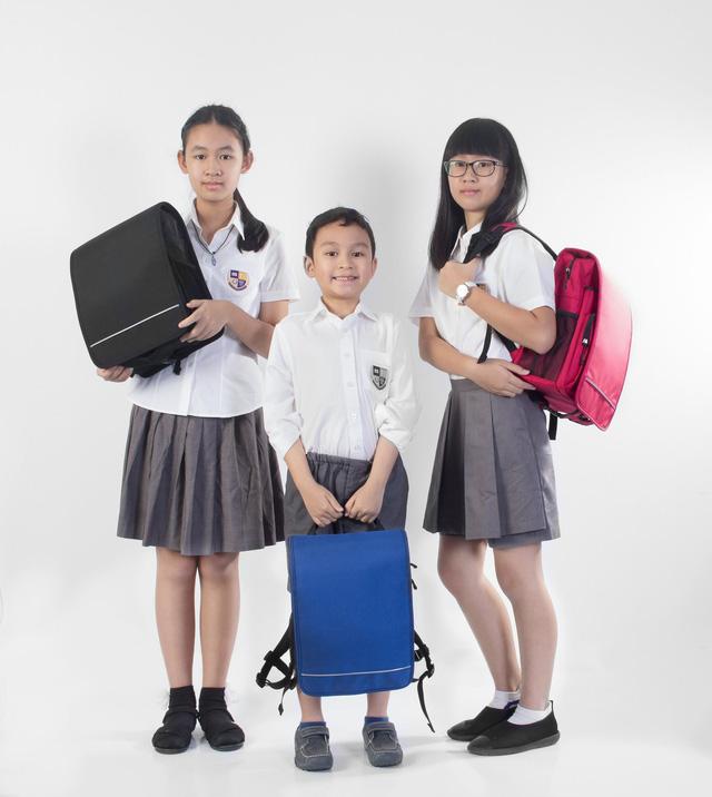 Phụ huynh phát sốt với balo chống gù của Nhật dành riêng cho trẻ em Việt Nam - Ảnh 5.