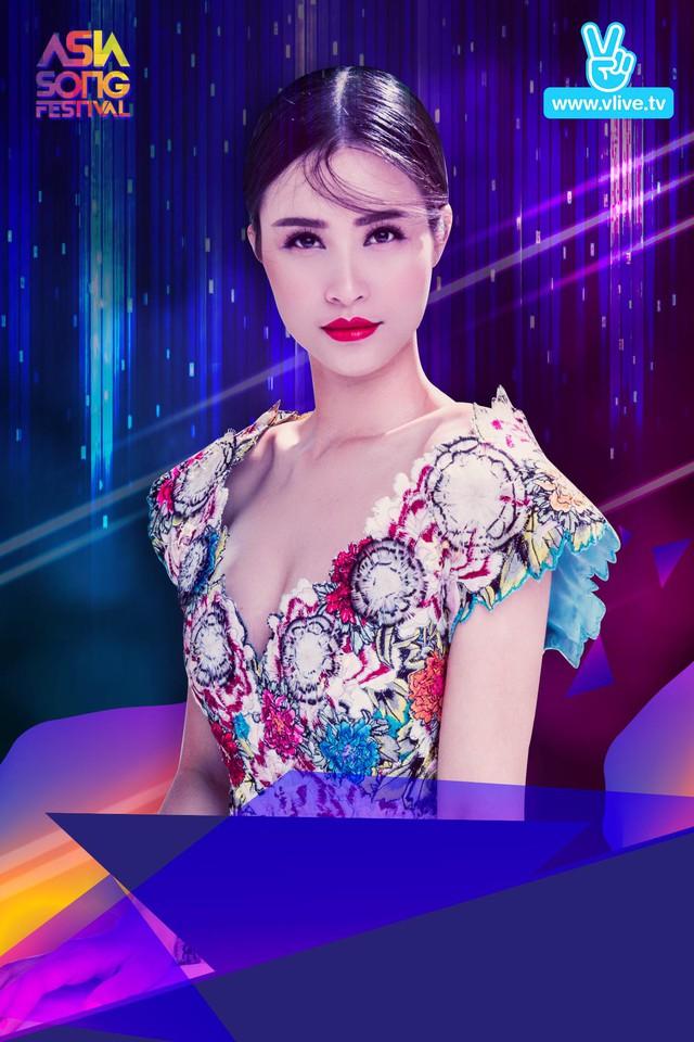 Xem truyền hình trực tiếp Asia Song Festival 2017 ở đâu? - Ảnh 2.