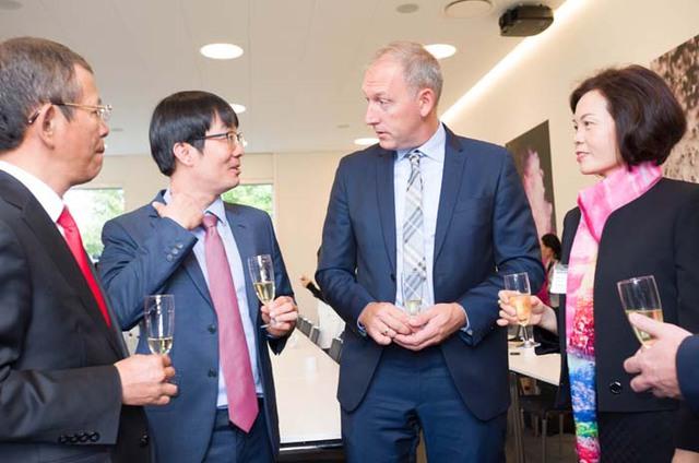Vinamilk ký kết hợp tác chiến lược với tập đoàn dinh dưỡng hàng đầu Đan Mạch - Ảnh 4.